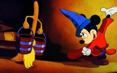 Story secrets of improvisers at Disney